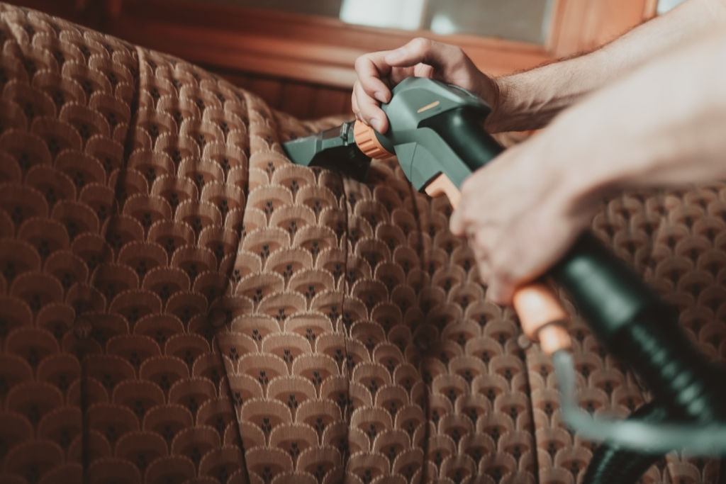 Why is it better to hire an upholstery cleaning service?