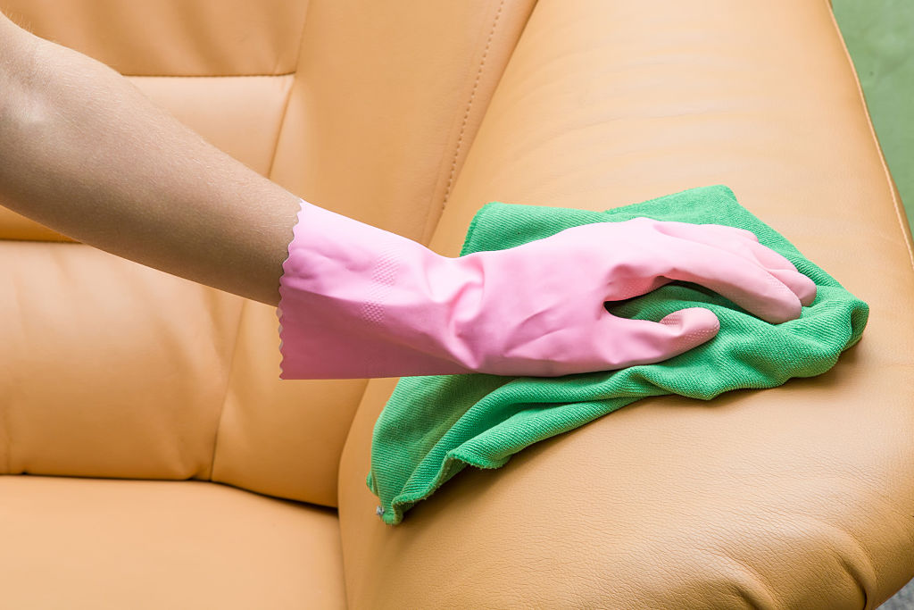 Home Remedies To Care For Your Leather Couch