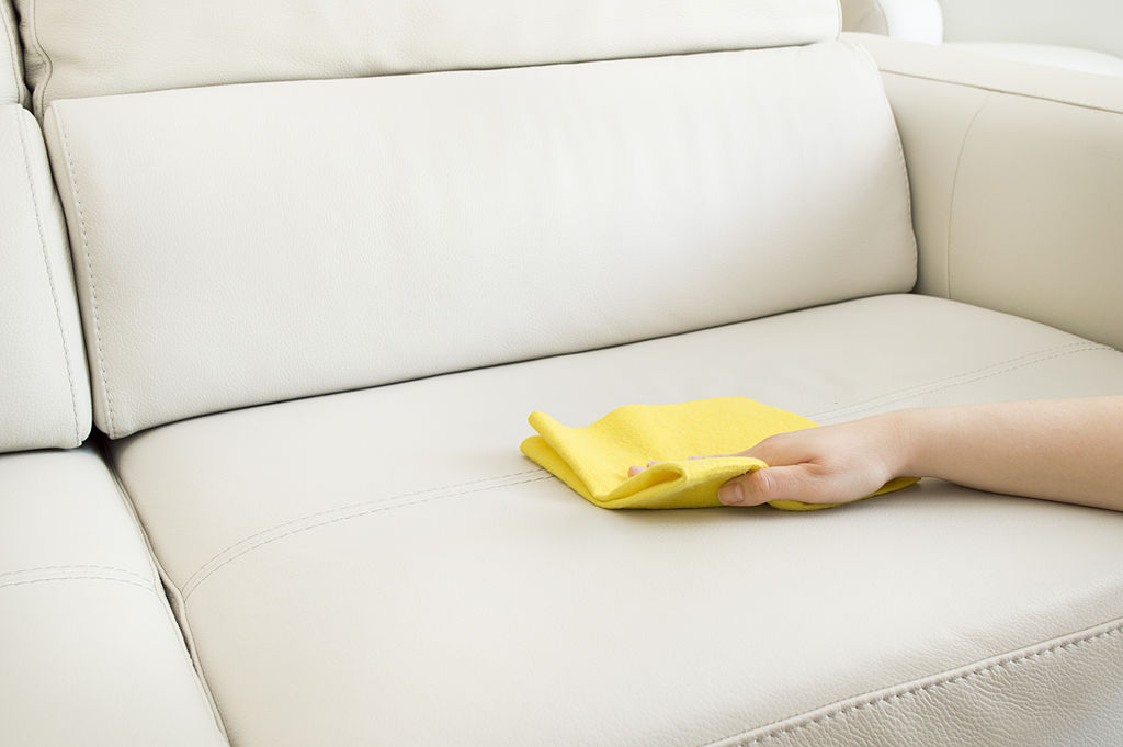 How To Clean Diffcults Spots From A Microfiber Sofa